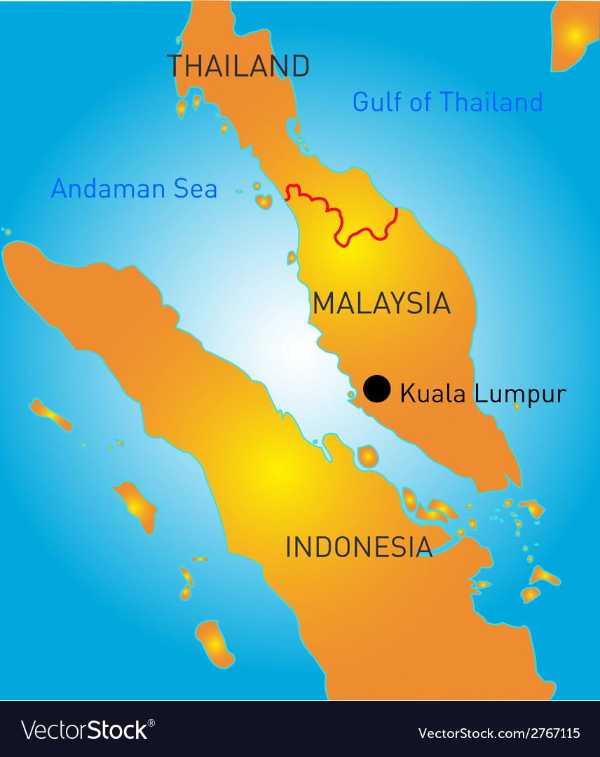Kuala lumpur vector | Price: 1 Credit (USD $1)