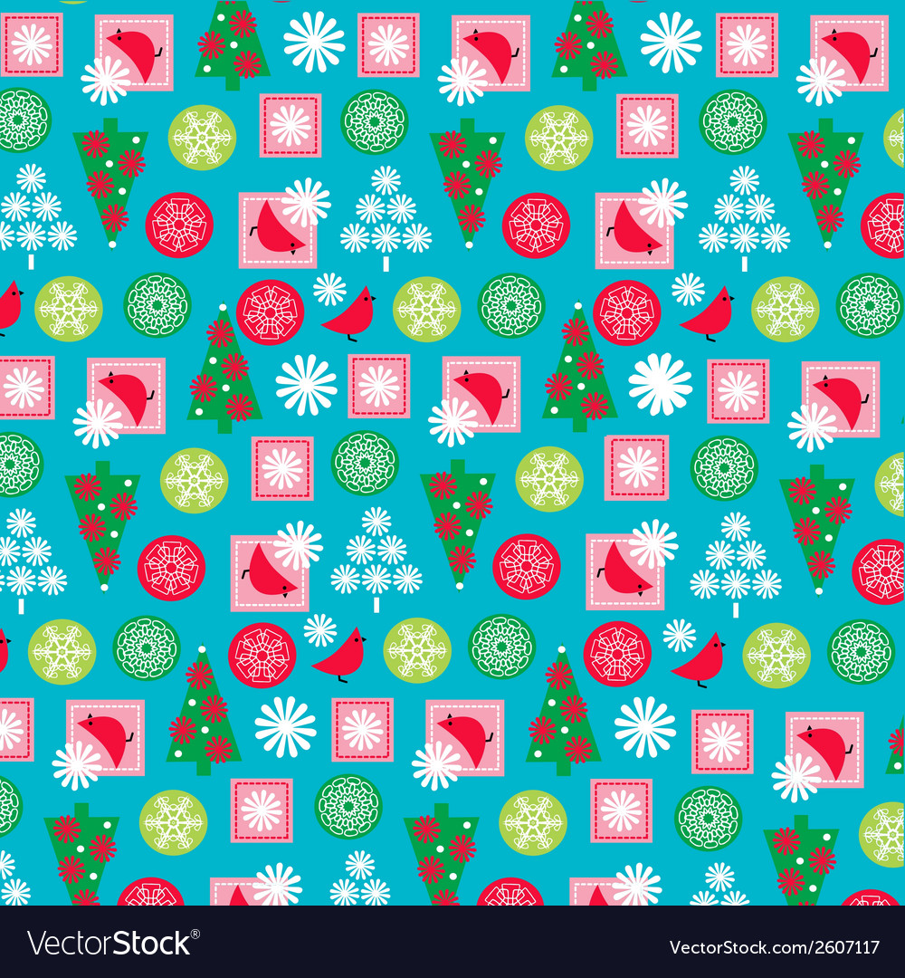 Christmas pattern vector   Price: 1 Credit (USD $1)
