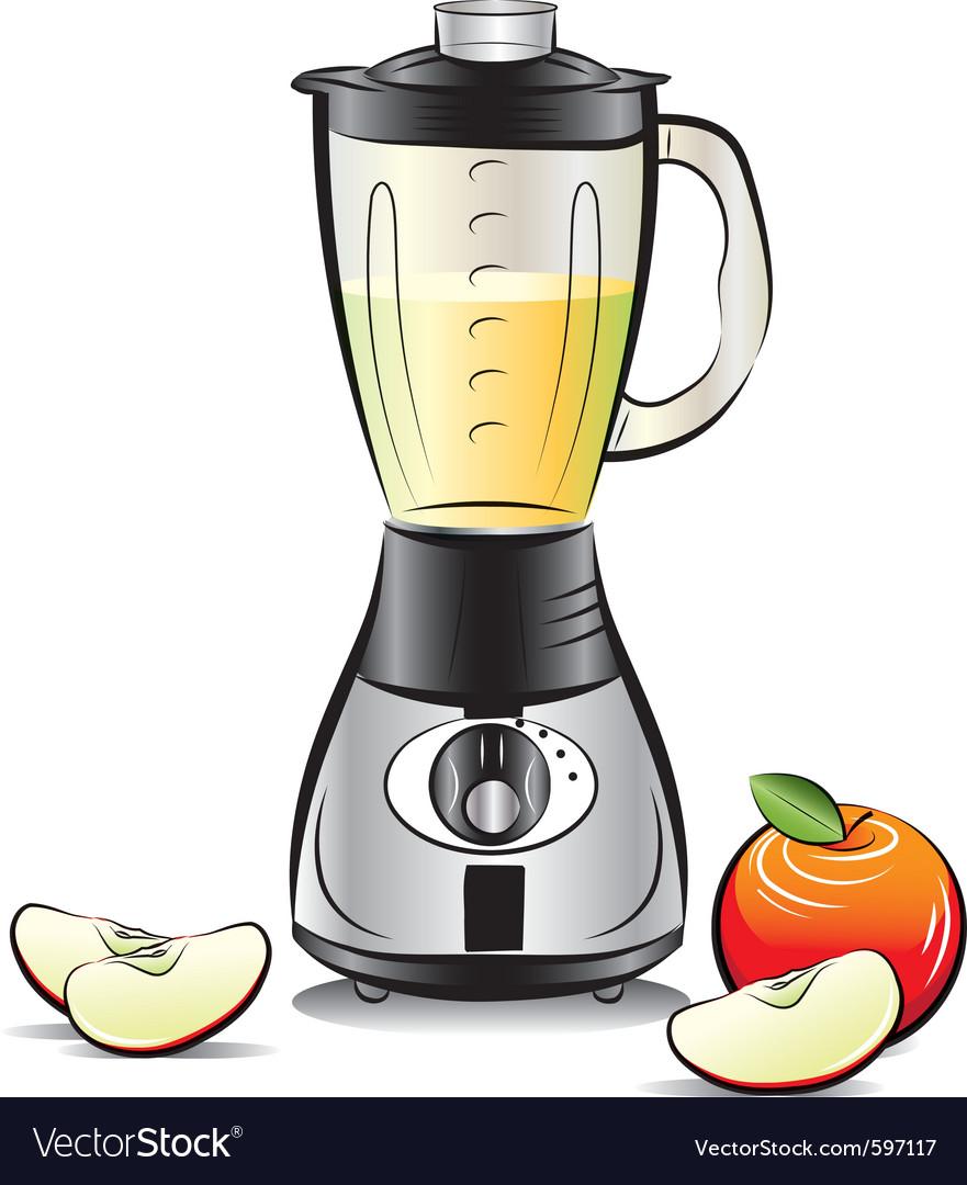 Kitchen blender vector | Price: 1 Credit (USD $1)