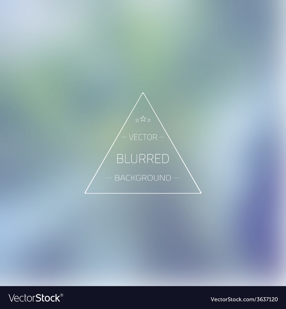Abstract gradient mesh blurred background vector | Price: 1 Credit (USD $1)