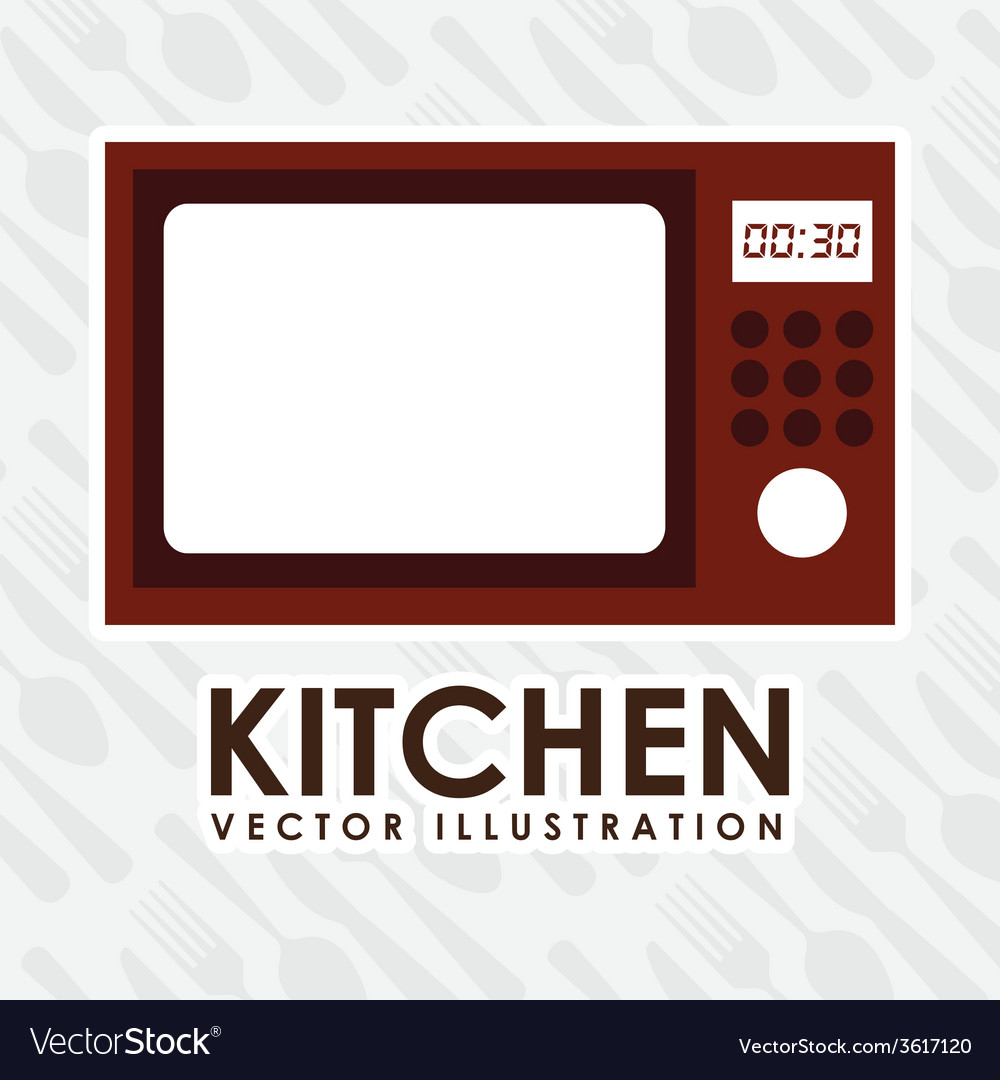 Kitchen vector | Price: 1 Credit (USD $1)
