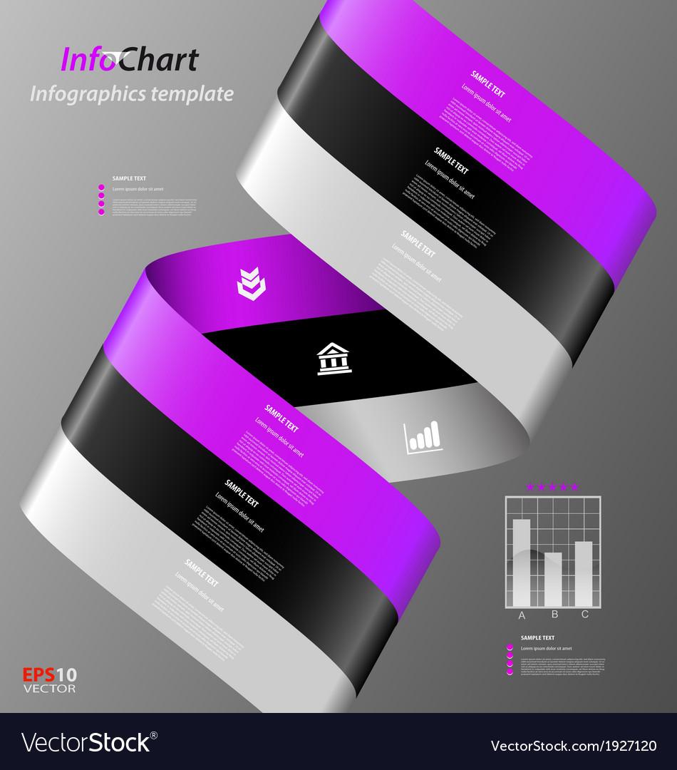 Stylized presentationoption template vector   Price: 1 Credit (USD $1)