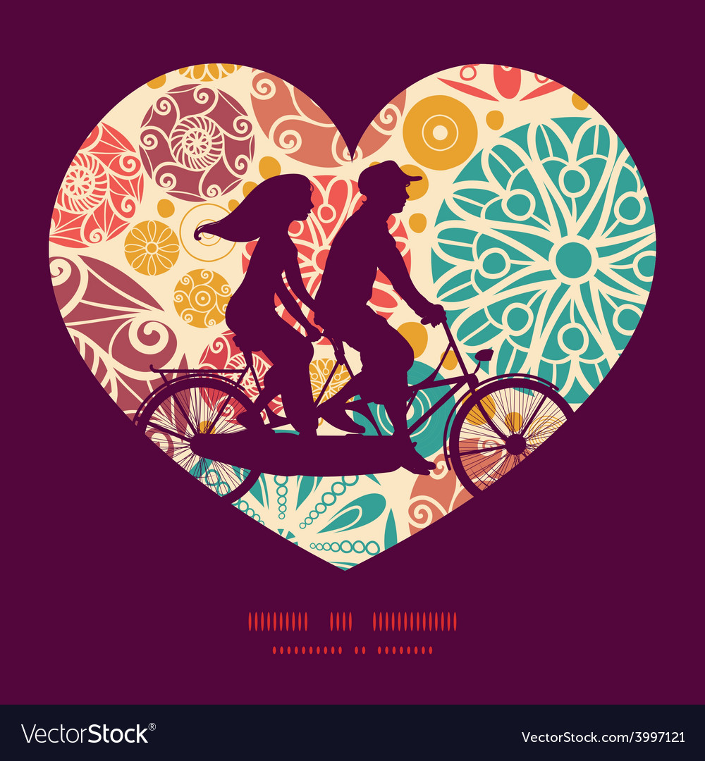 Abstract decorative circles couple on vector | Price: 1 Credit (USD $1)
