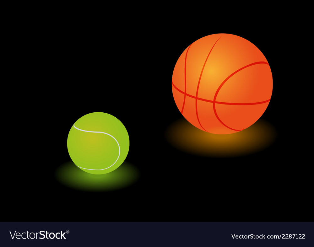 Sports lamps vector | Price: 1 Credit (USD $1)