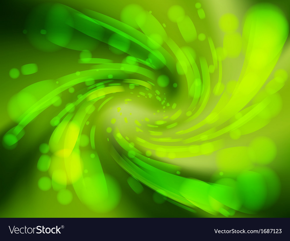 Abstract colorful swirl background vector | Price: 1 Credit (USD $1)