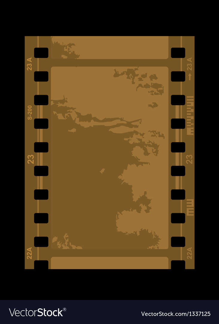 Film strip pattern vector | Price: 1 Credit (USD $1)