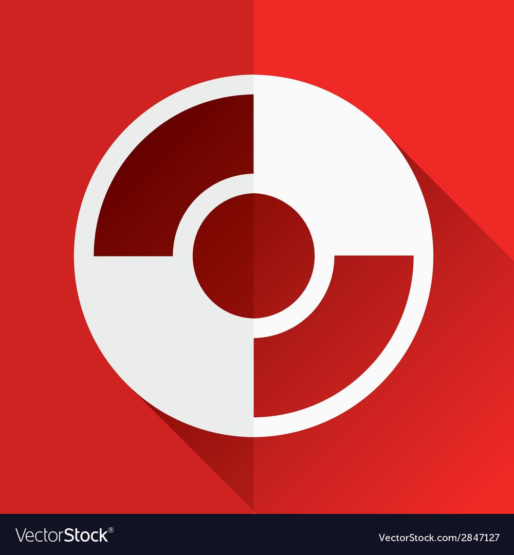 Rescue circle icon vector | Price: 1 Credit (USD $1)