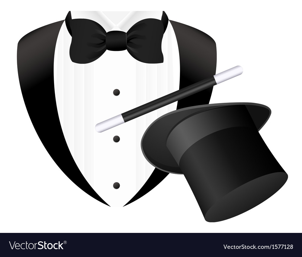 Magician vector | Price: 1 Credit (USD $1)