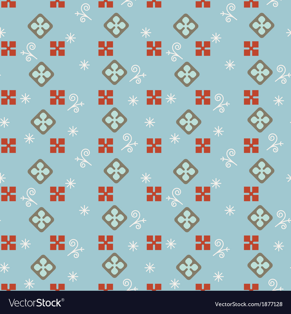 Seamless simple retro geometrical pattern of vector   Price: 1 Credit (USD $1)