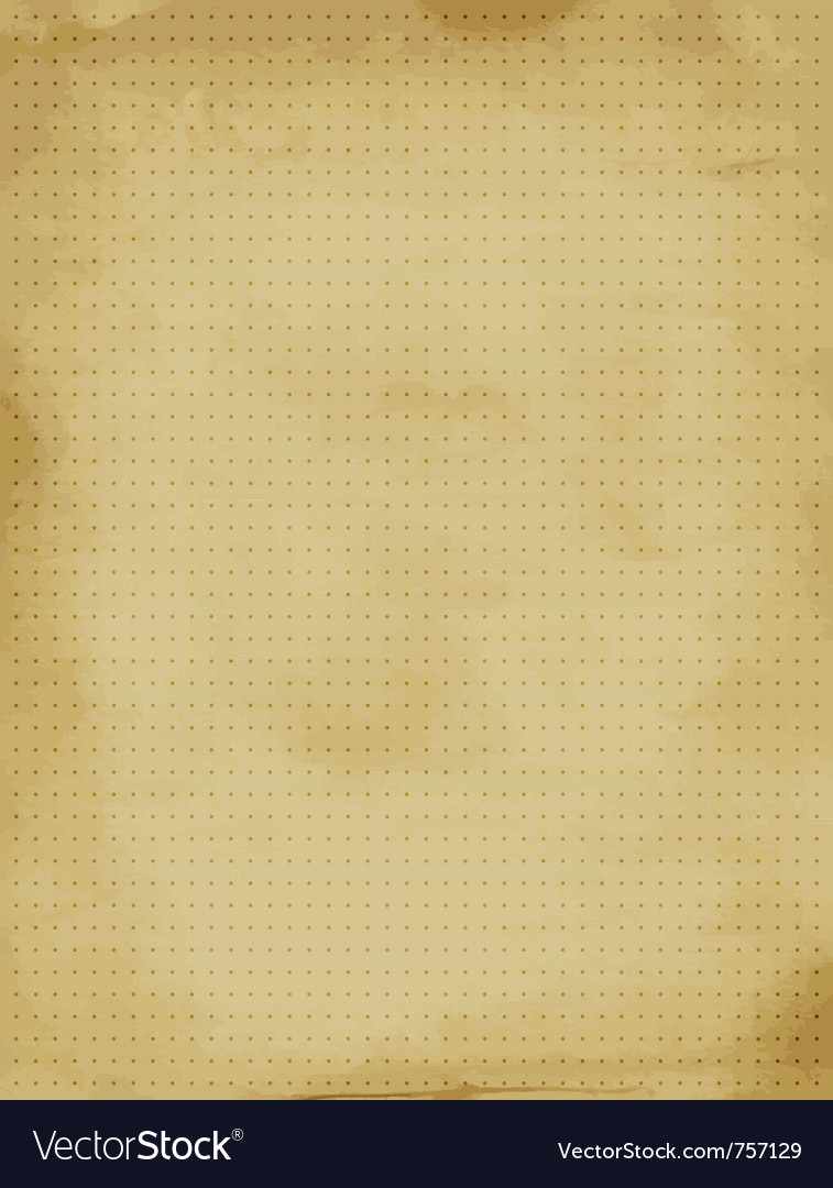 Texture of the old paper vector | Price: 1 Credit (USD $1)