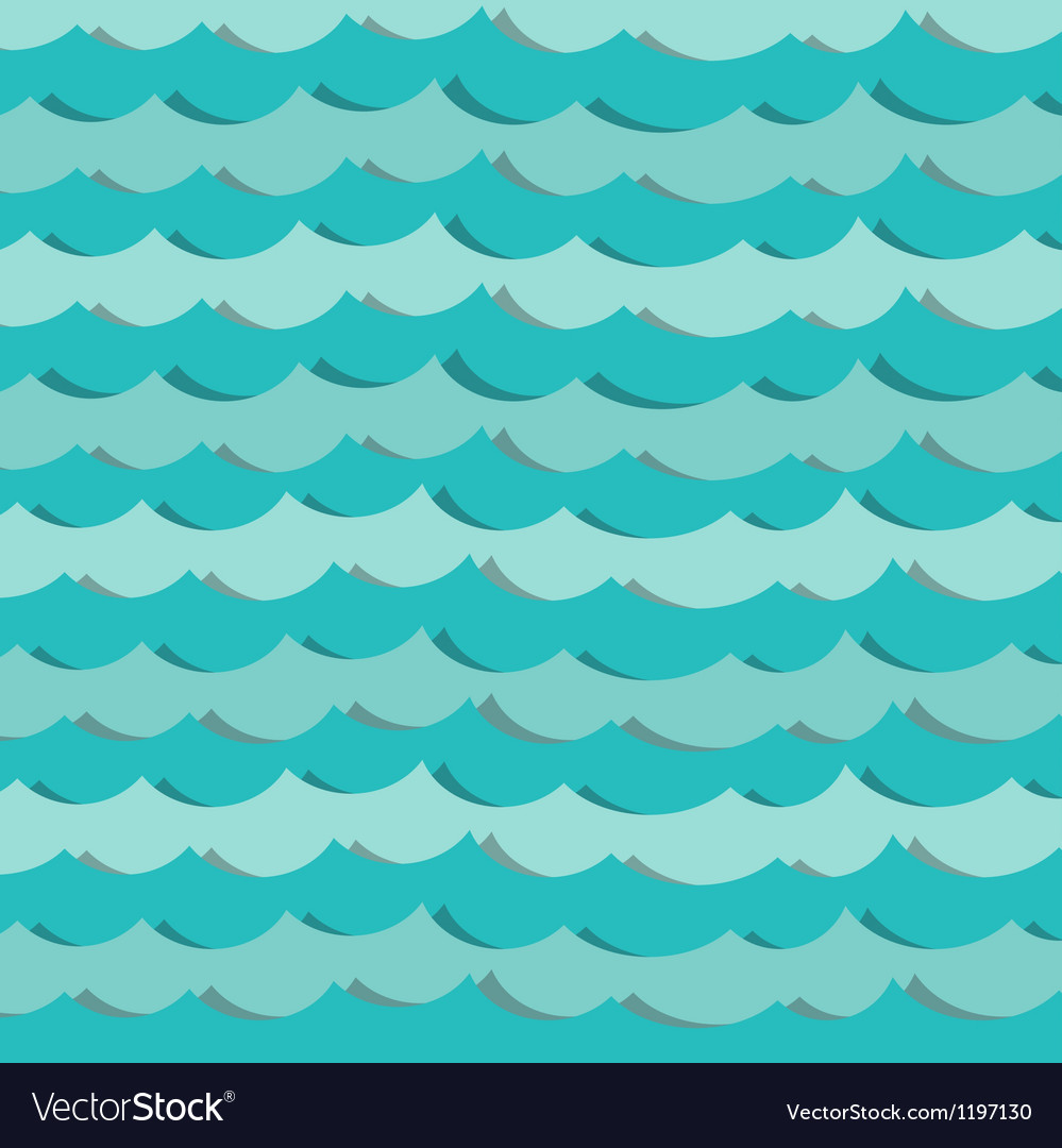 Paper sea vector | Price: 1 Credit (USD $1)