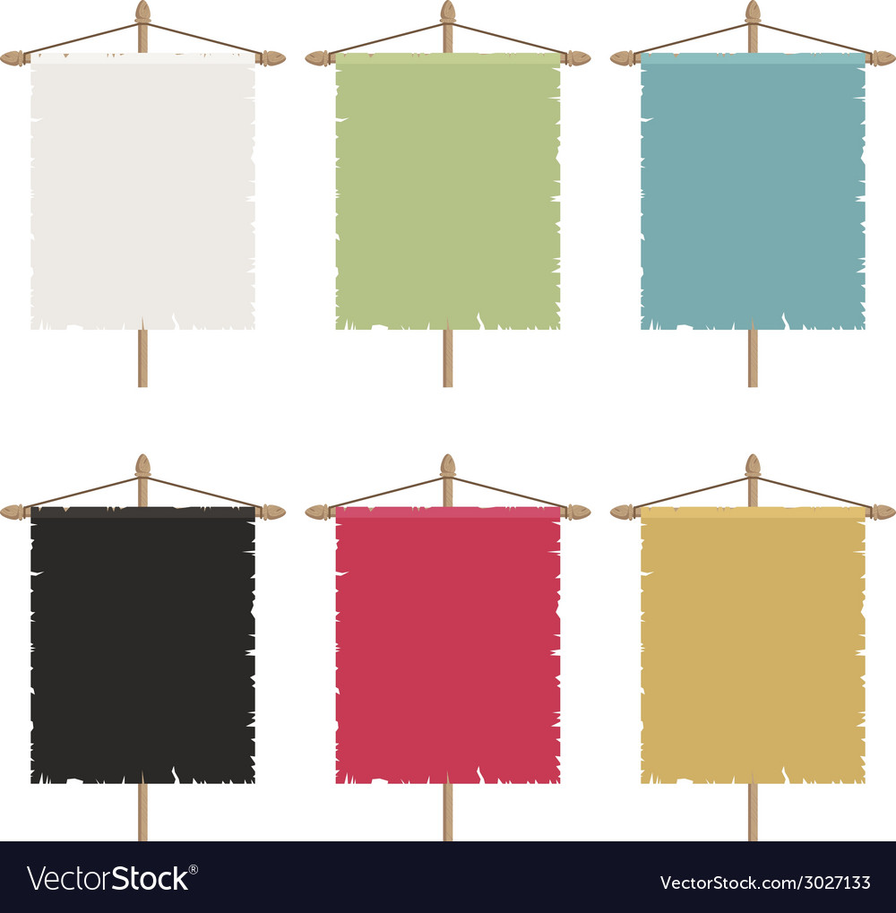 Banner emblems vector | Price: 1 Credit (USD $1)