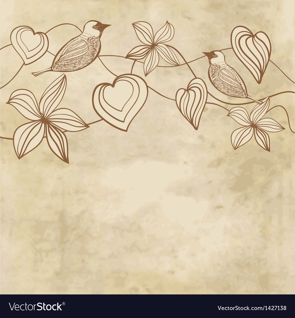 Grungy valentine vector | Price: 1 Credit (USD $1)