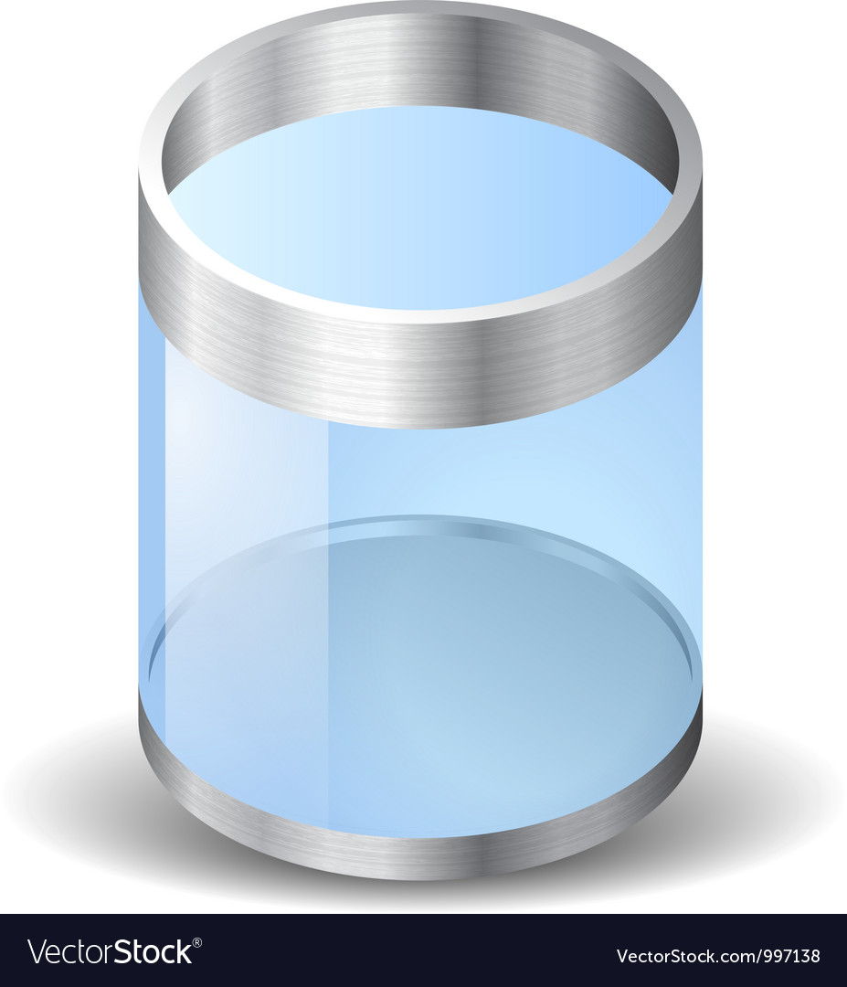 Icon for recycle bin vector | Price: 1 Credit (USD $1)