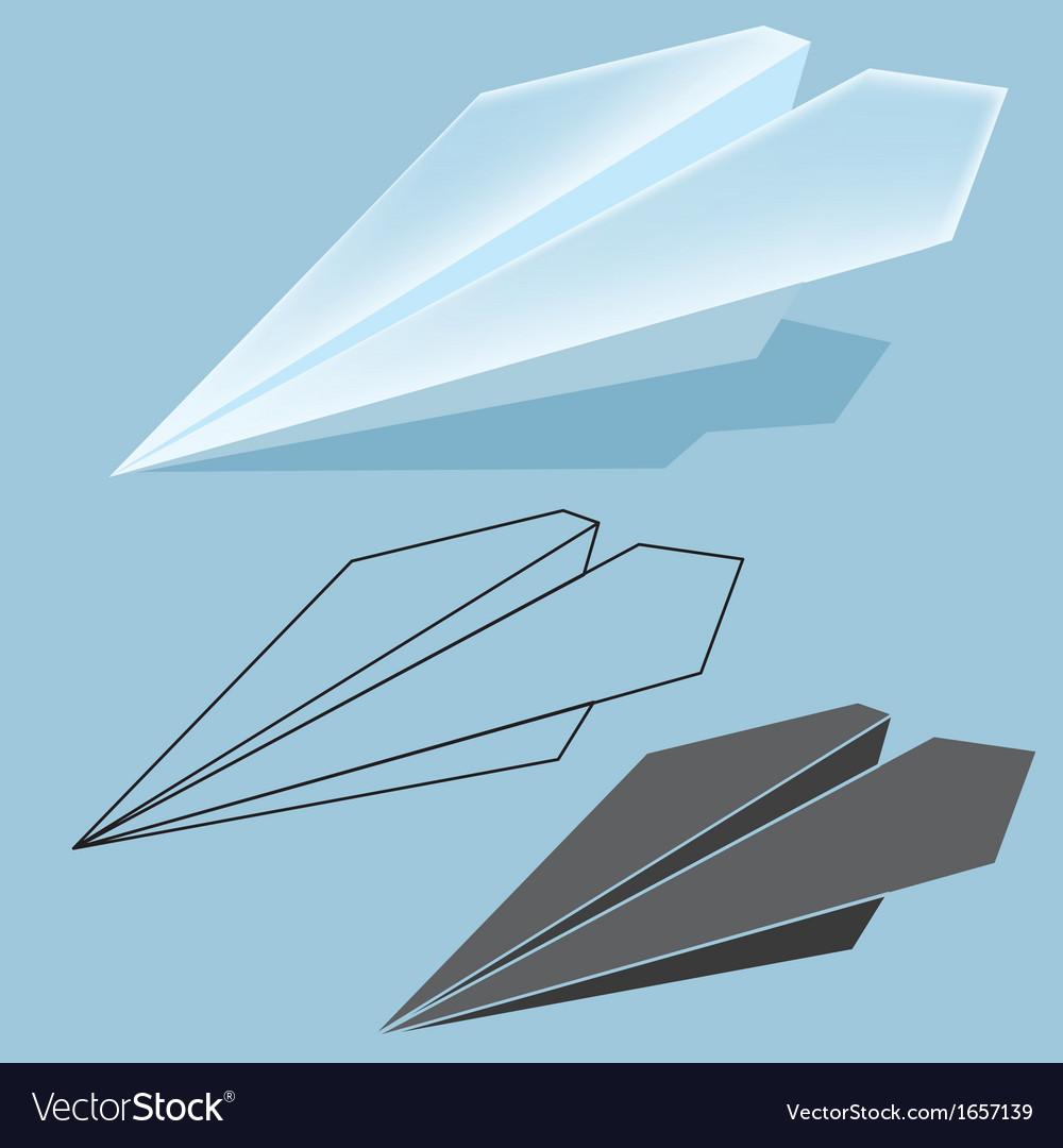 Rocket paper vector   Price: 1 Credit (USD $1)