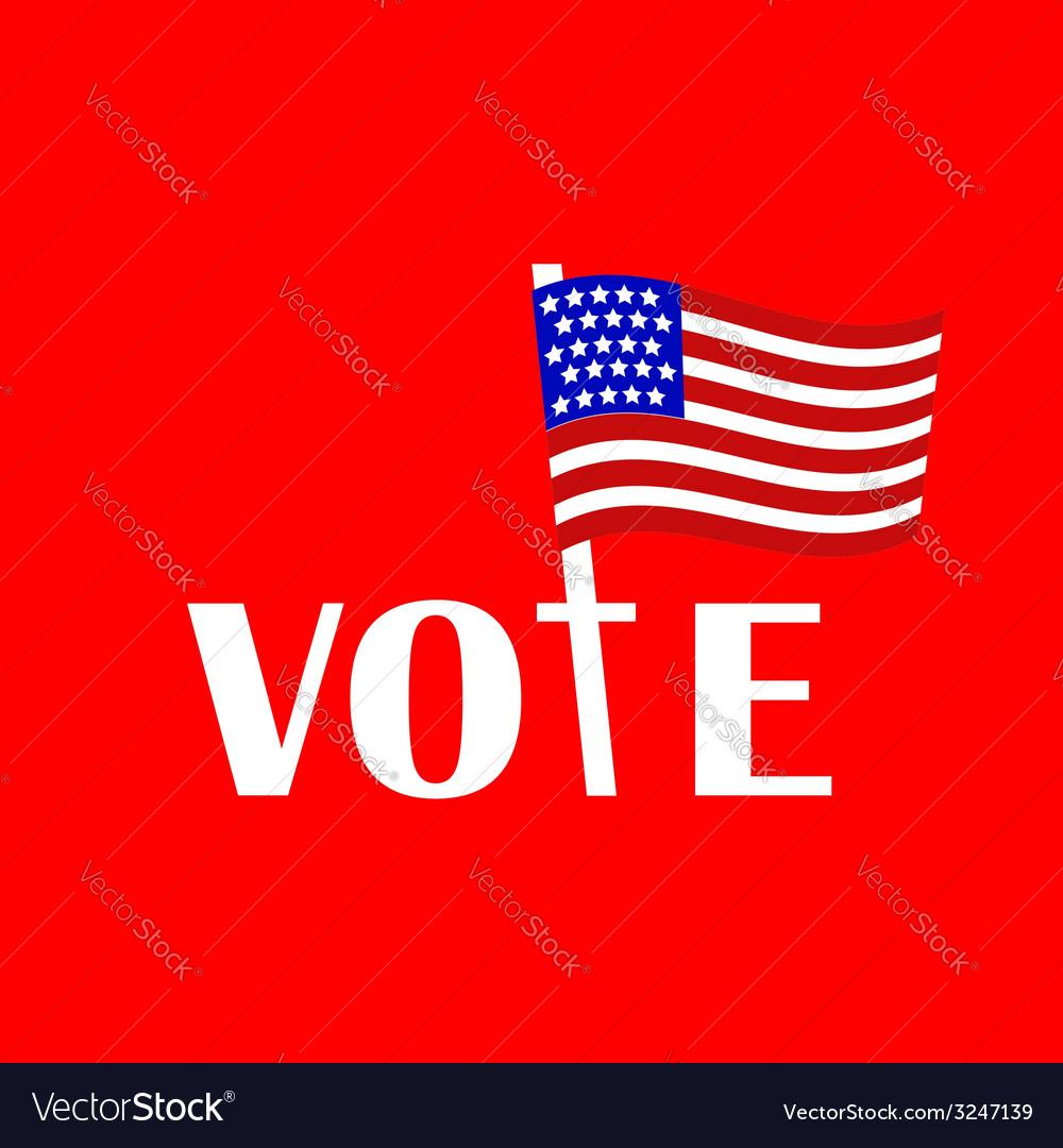 Vote vector   Price: 1 Credit (USD $1)