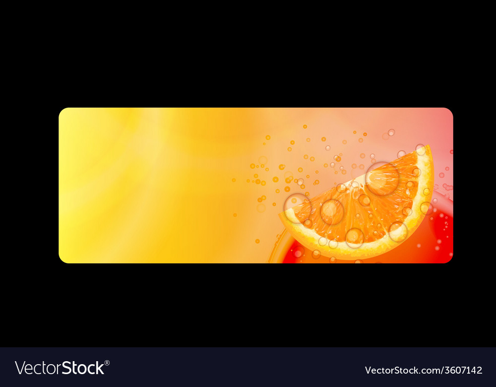 Abstract orange background i vector | Price: 1 Credit (USD $1)