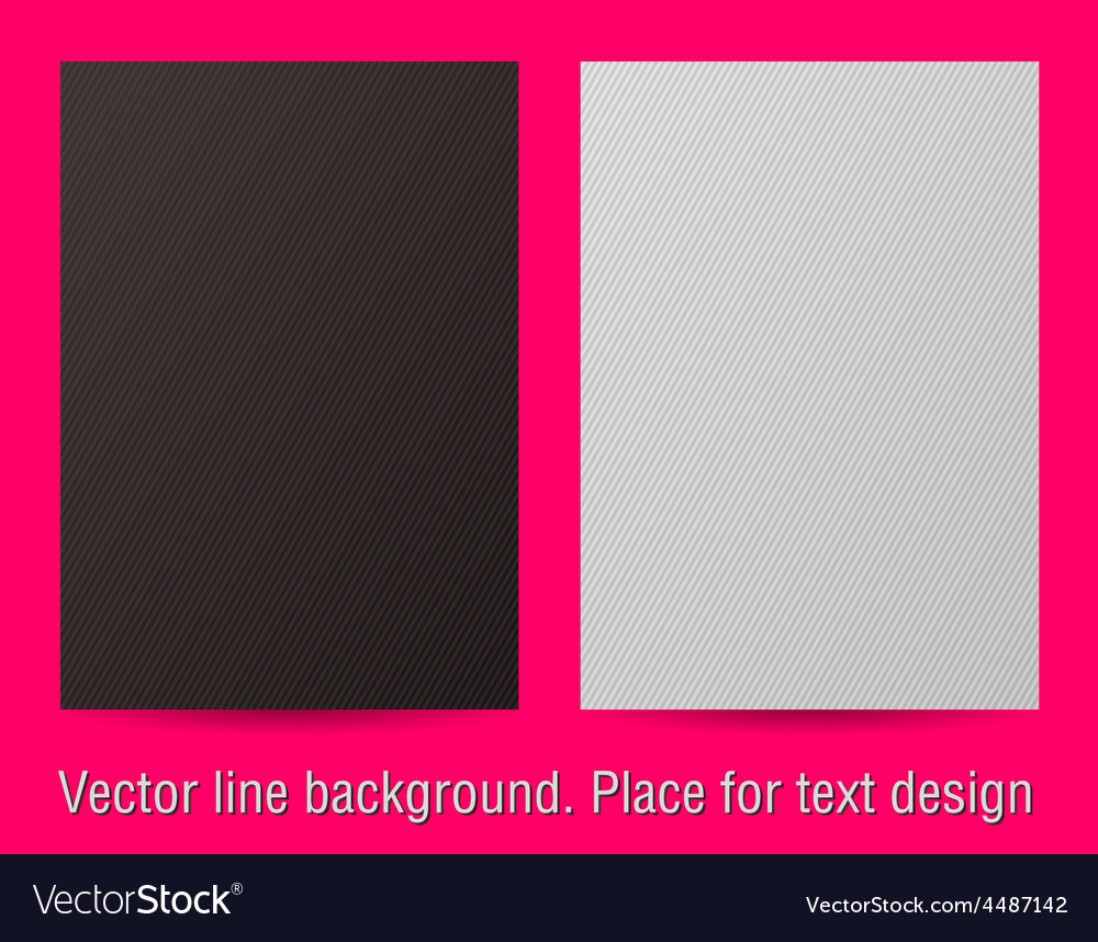 Line background place for text design vector   Price: 1 Credit (USD $1)