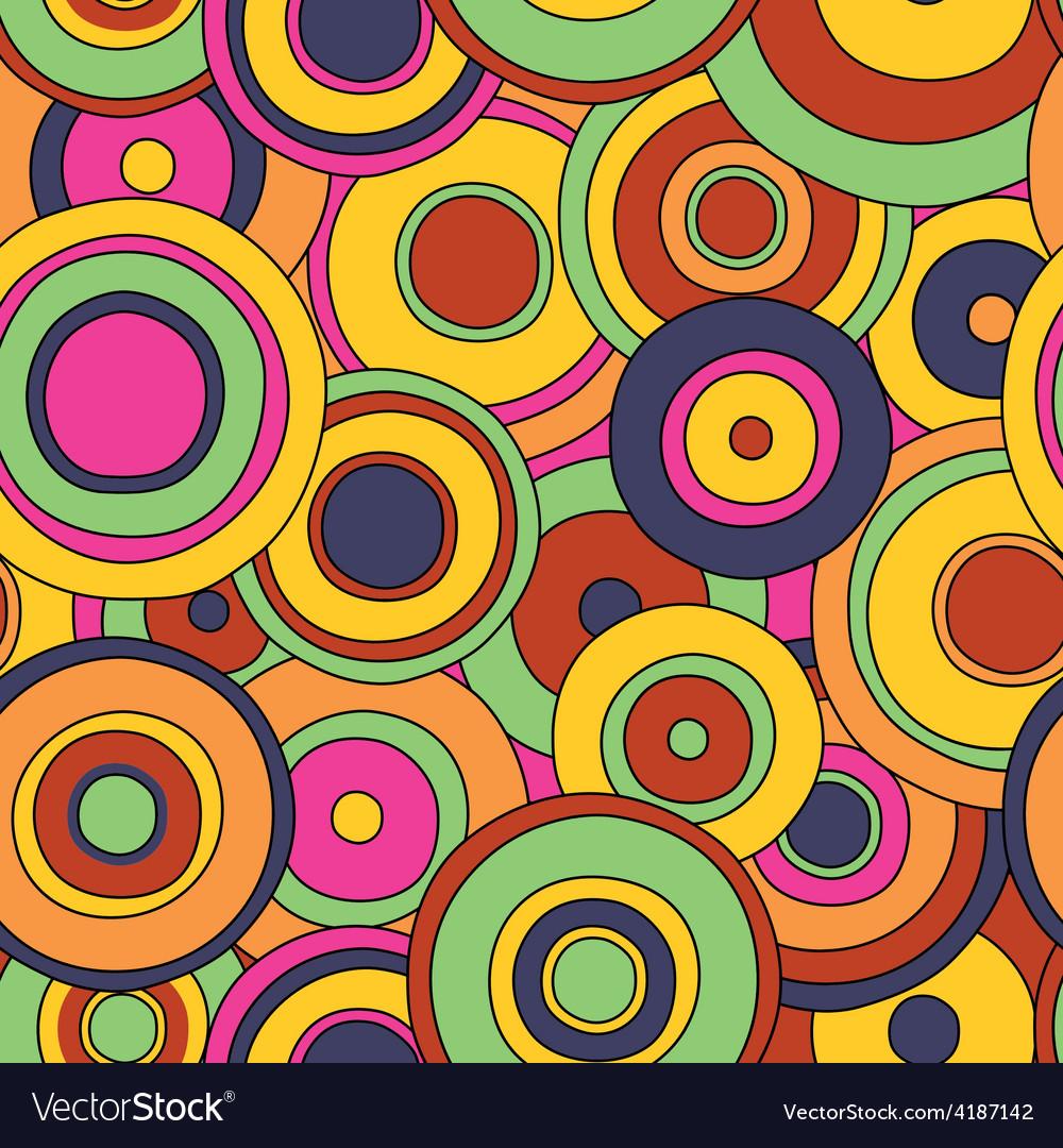 Psy circles patt 1200 vector | Price: 1 Credit (USD $1)