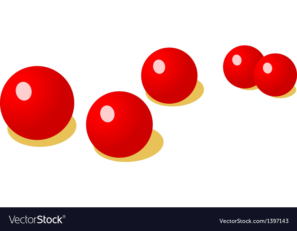 A balls are placed vector | Price: 1 Credit (USD $1)