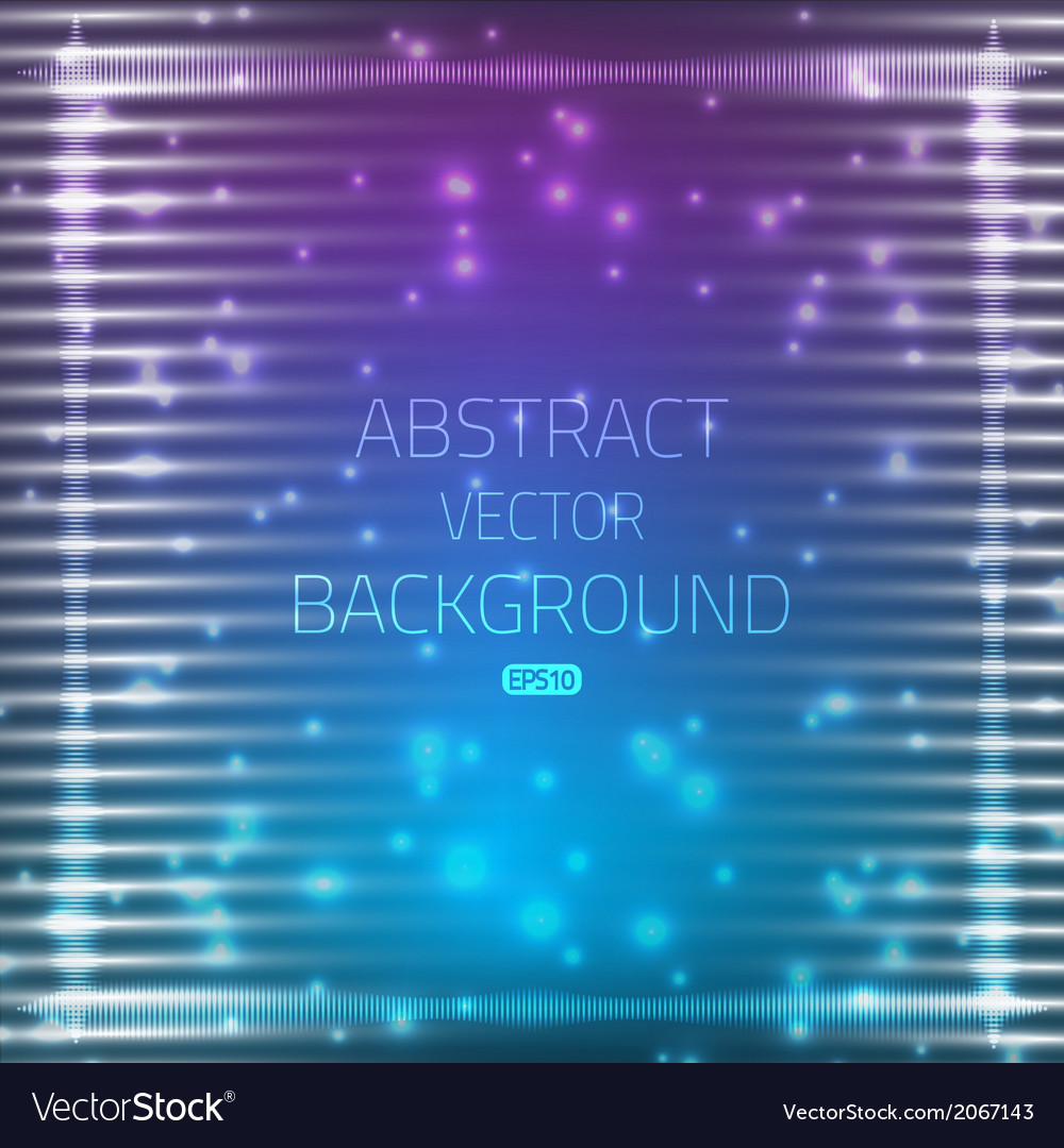Abstract bright equalizer lines wallpaper vector | Price: 1 Credit (USD $1)