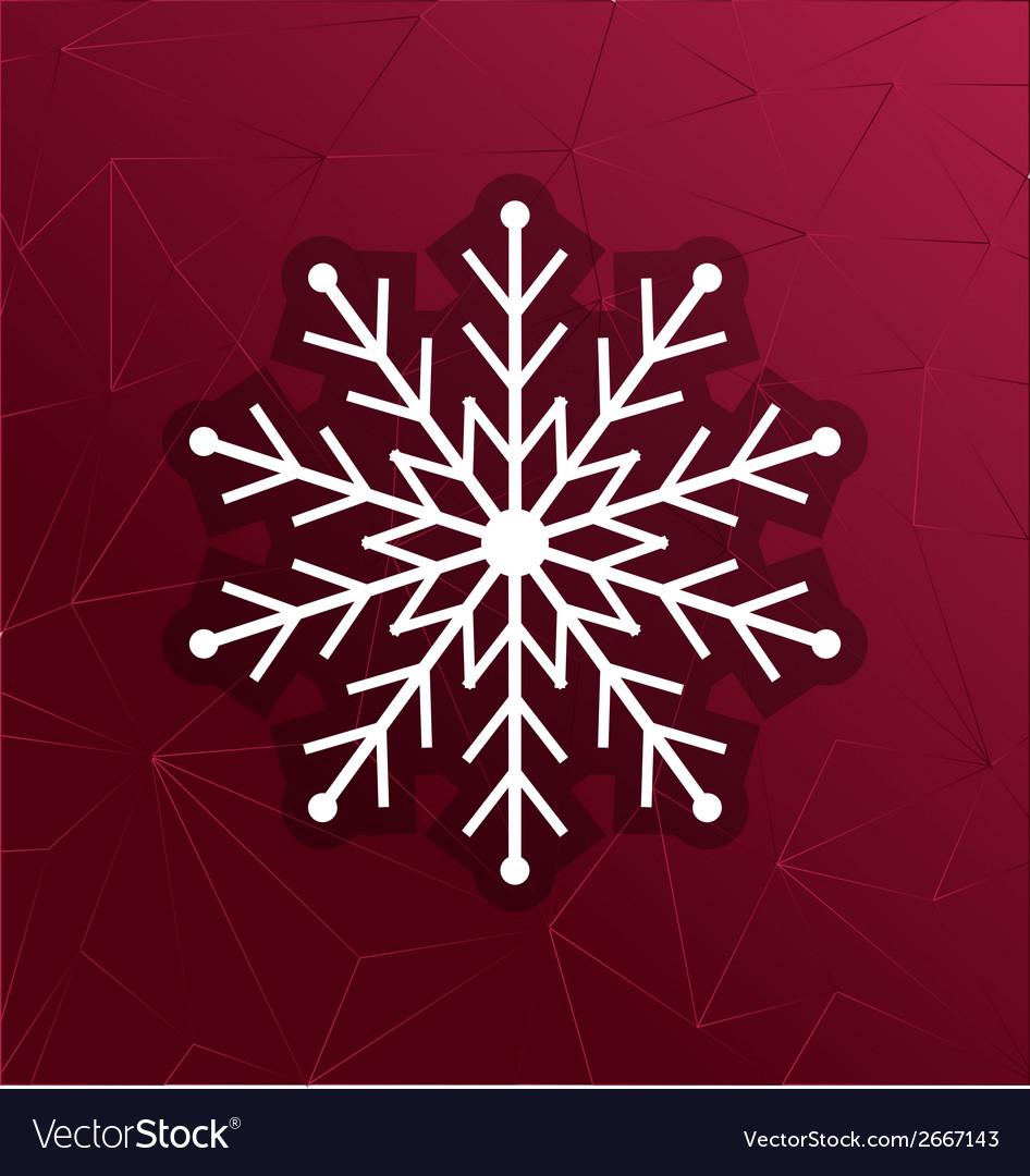 Snowflake vector   Price: 1 Credit (USD $1)