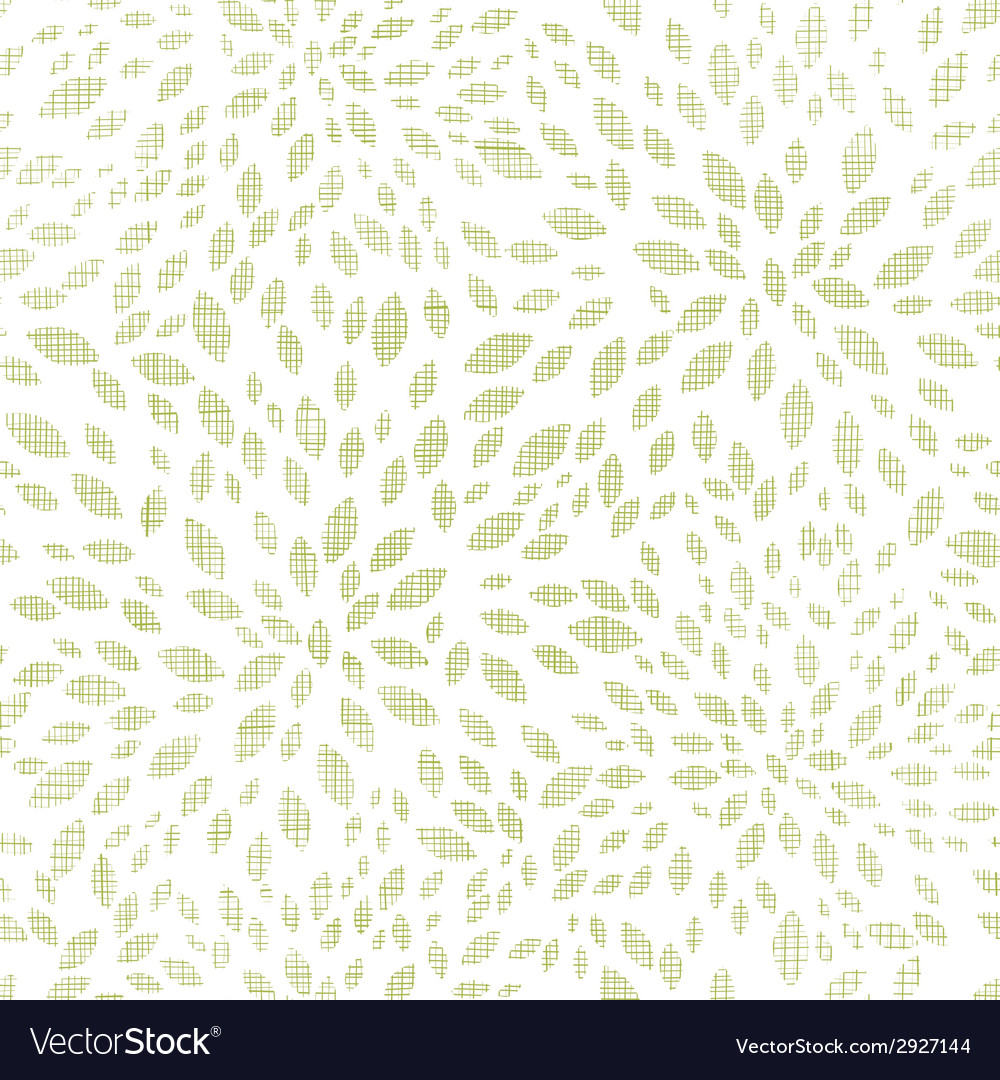 Green leaves explosion textile seamless texture vector | Price: 1 Credit (USD $1)