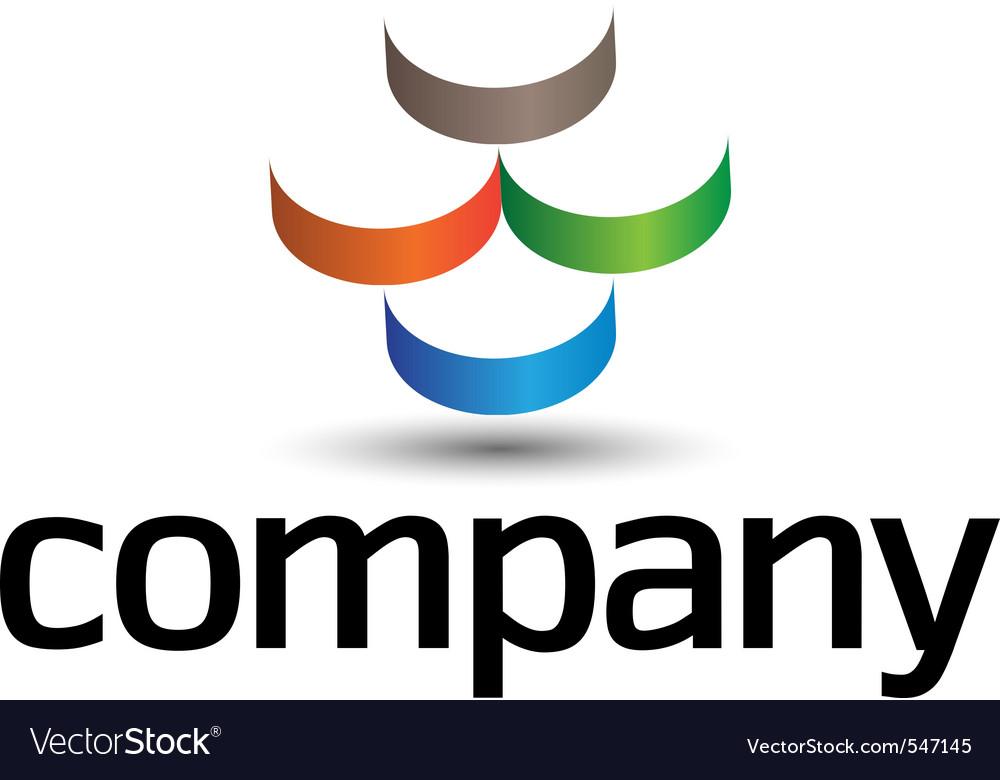 Company design element vector | Price: 1 Credit (USD $1)