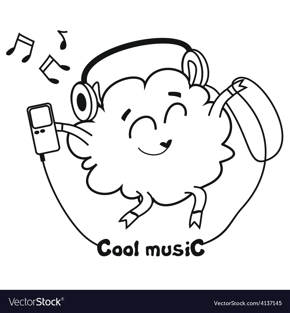 Cool music vector   Price: 1 Credit (USD $1)