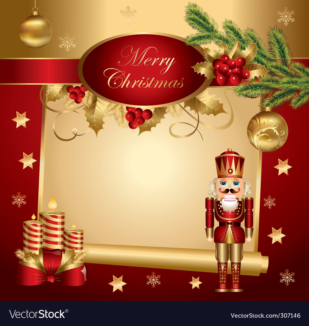 Christmas banner vector | Price: 3 Credit (USD $3)