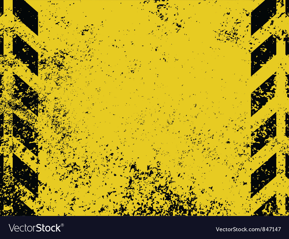 Grungy hazard stripes vector | Price: 1 Credit (USD $1)