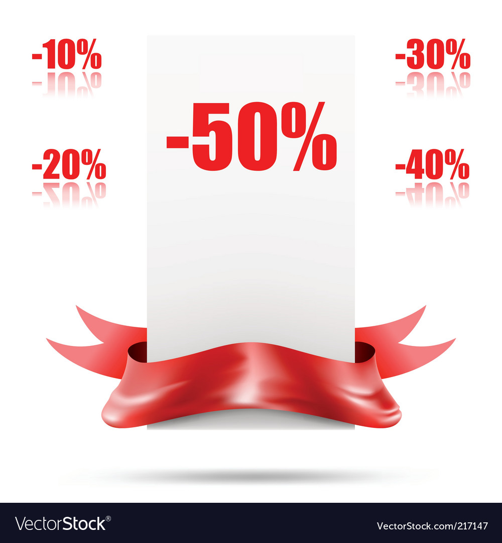 Retail sale tags vector   Price: 1 Credit (USD $1)