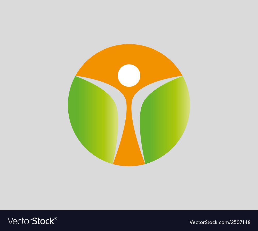 Human development icon  people vector | Price: 1 Credit (USD $1)