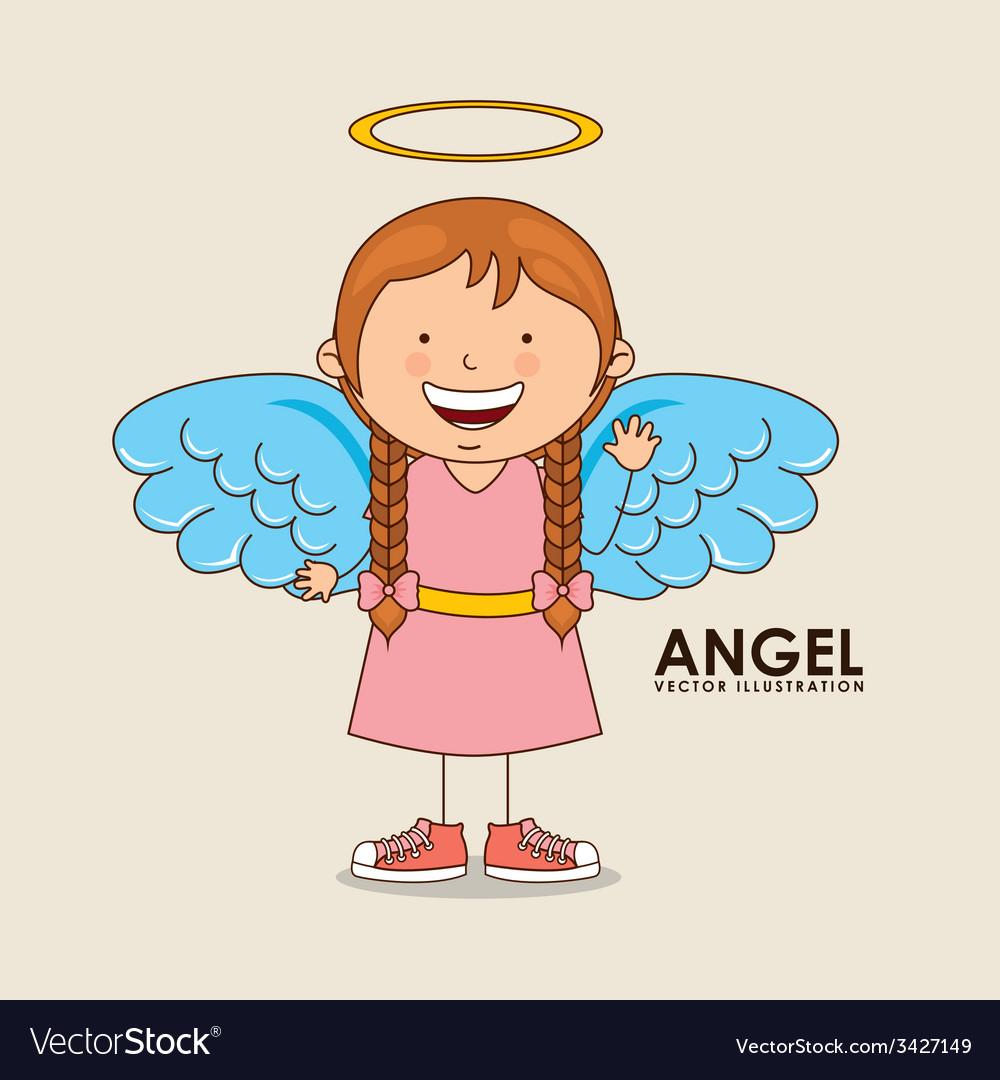 Angel design vector   Price: 1 Credit (USD $1)