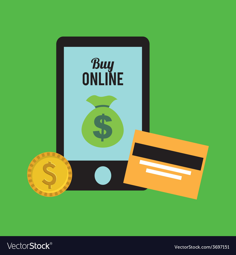 E-commerce vector | Price: 1 Credit (USD $1)