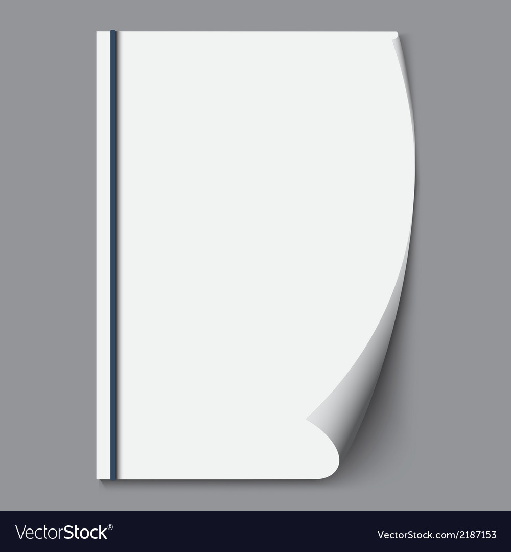 Empty paper sheet eps10 vector   Price: 1 Credit (USD $1)