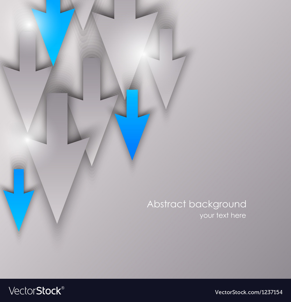 Abstract background with arrows vector   Price: 1 Credit (USD $1)