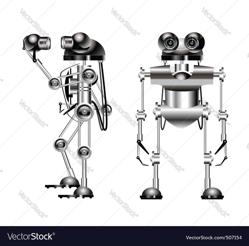 Robot vector   Price: 1 Credit (USD $1)