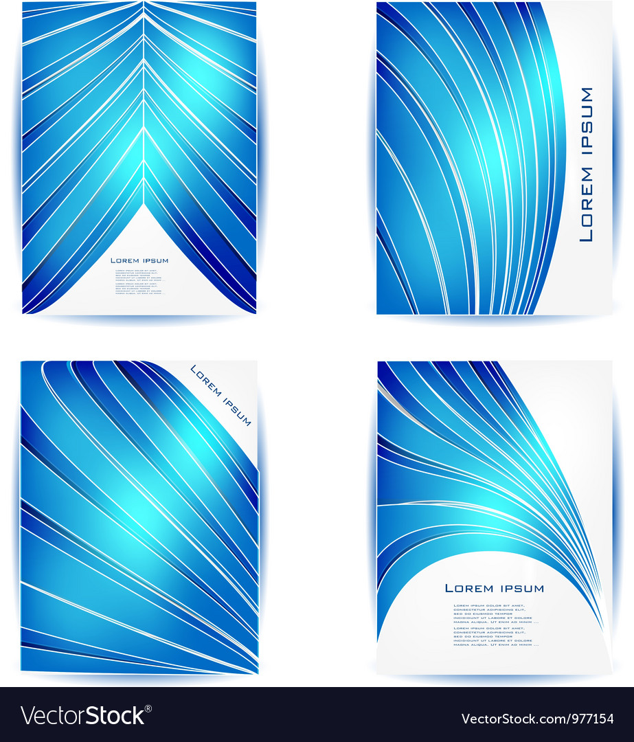 Straight lines abstract background blue vector | Price: 1 Credit (USD $1)