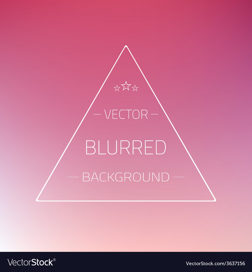 Abstract gradient mesh blurred passion background vector | Price: 1 Credit (USD $1)