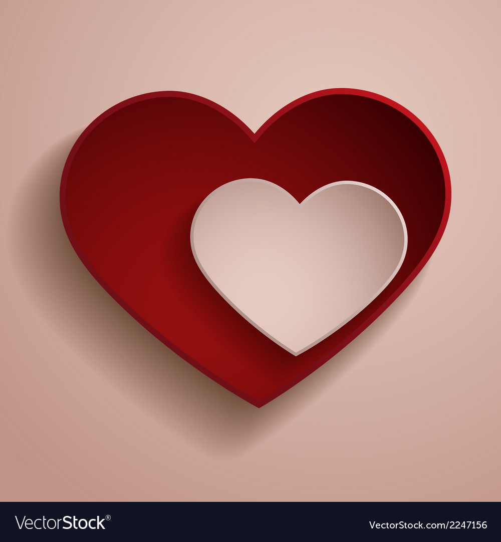 Red and white hearts vector   Price: 1 Credit (USD $1)