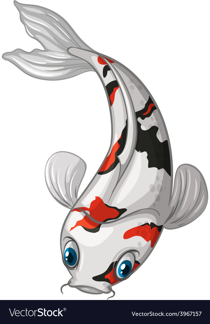 Koi vector | Price: 1 Credit (USD $1)