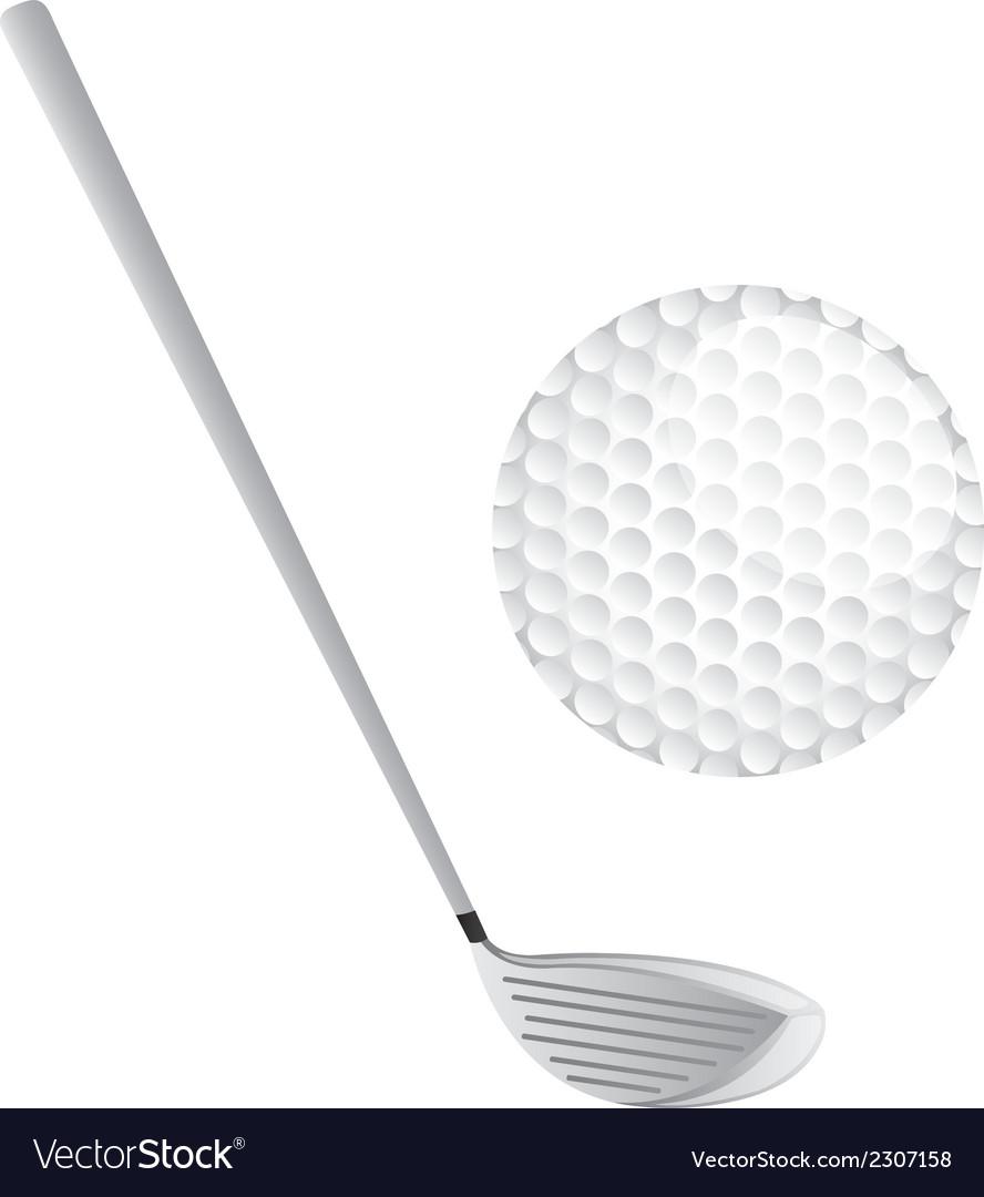 Golf vector | Price: 1 Credit (USD $1)