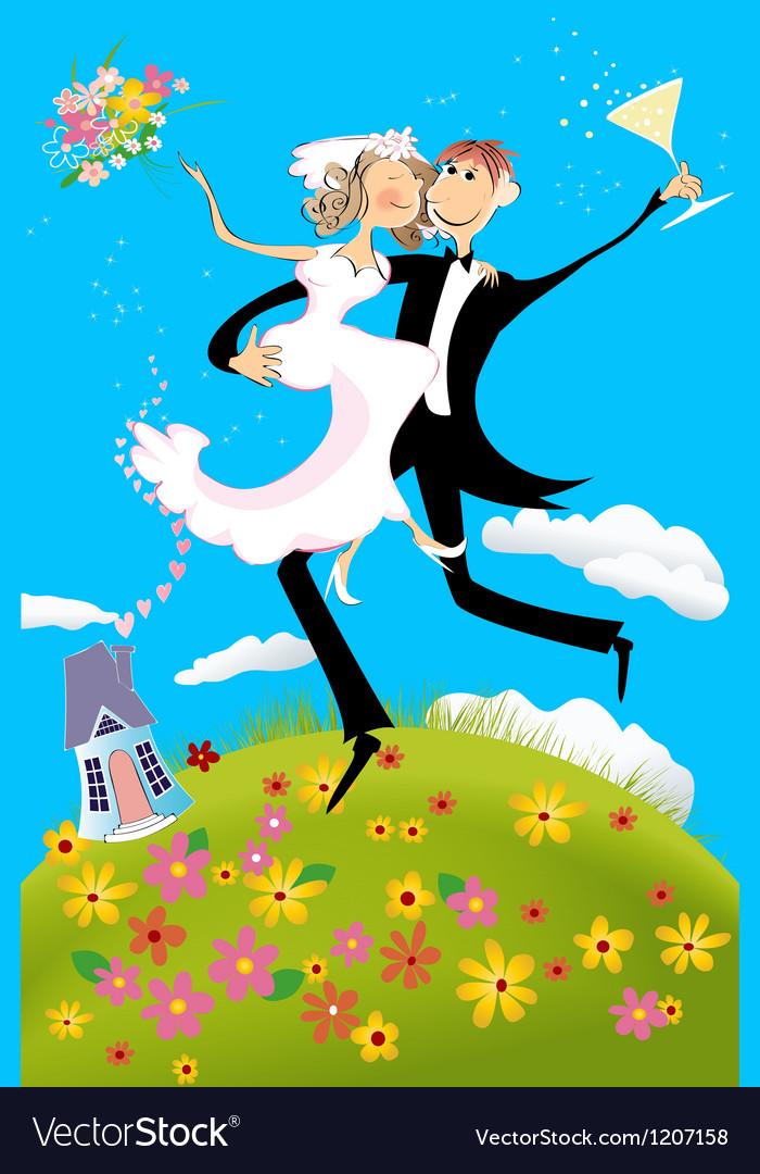Wedding day vector | Price: 1 Credit (USD $1)