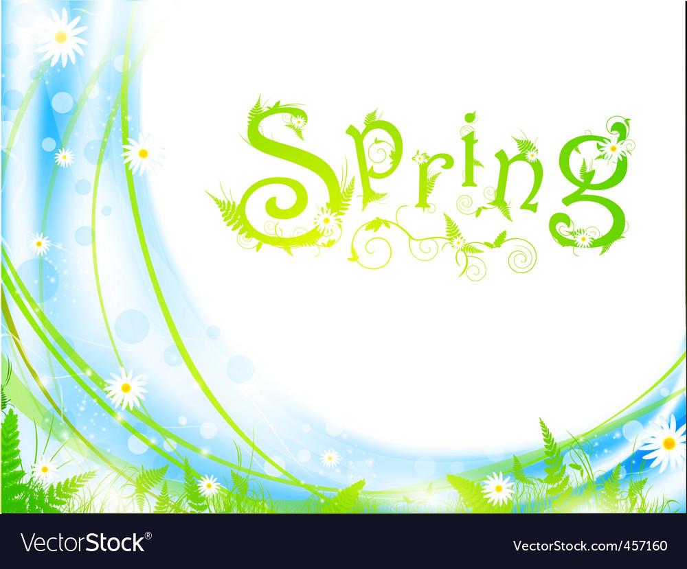 Spring frame vector   Price: 1 Credit (USD $1)