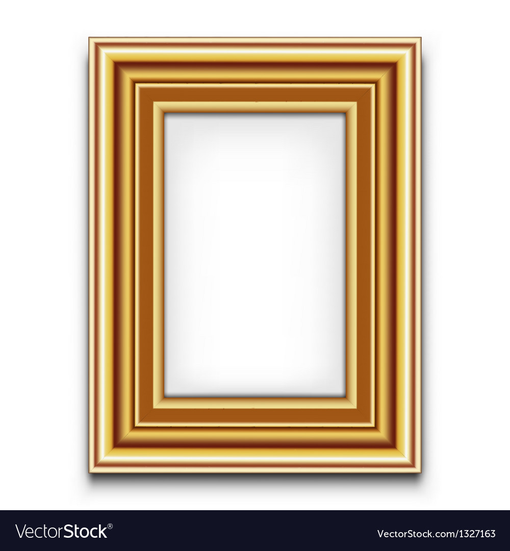 Frame for photo or picture vector | Price: 3 Credit (USD $3)