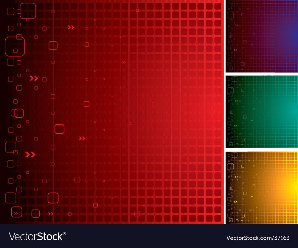 Grid square vector | Price: 1 Credit (USD $1)