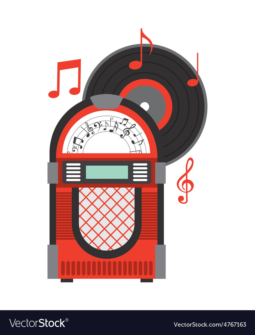 Music old vector | Price: 1 Credit (USD $1)