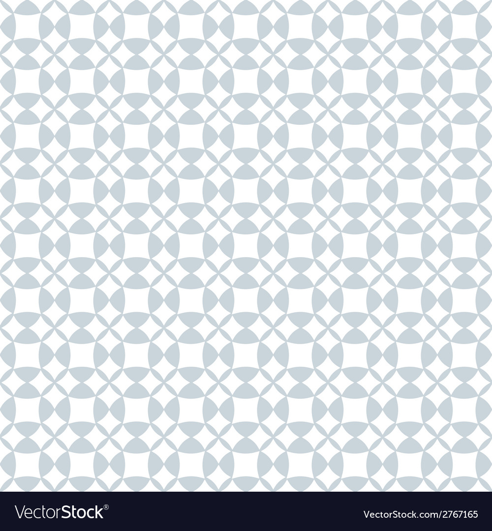 Pale geometric seamless pattern vector | Price: 1 Credit (USD $1)