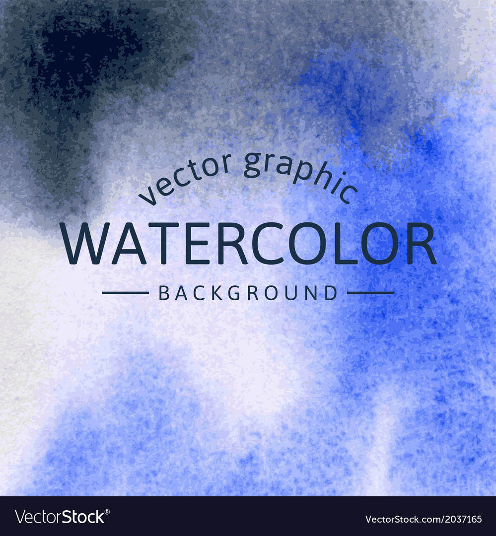 Watercolor abstract background vector | Price: 1 Credit (USD $1)